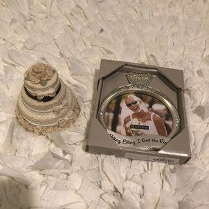 Other - Engagement Frame & Trinket Box